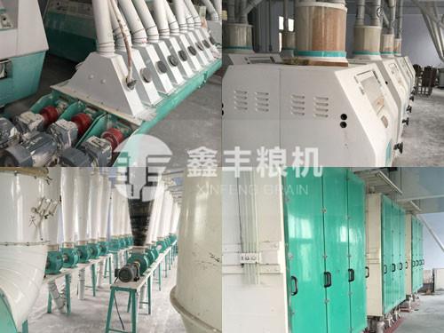 面粉机的排料方式有磨膛吸料和自流两种